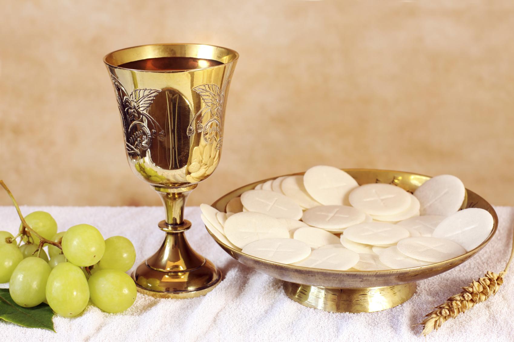 Preparation for Eucharist | RCLB Sacraments
